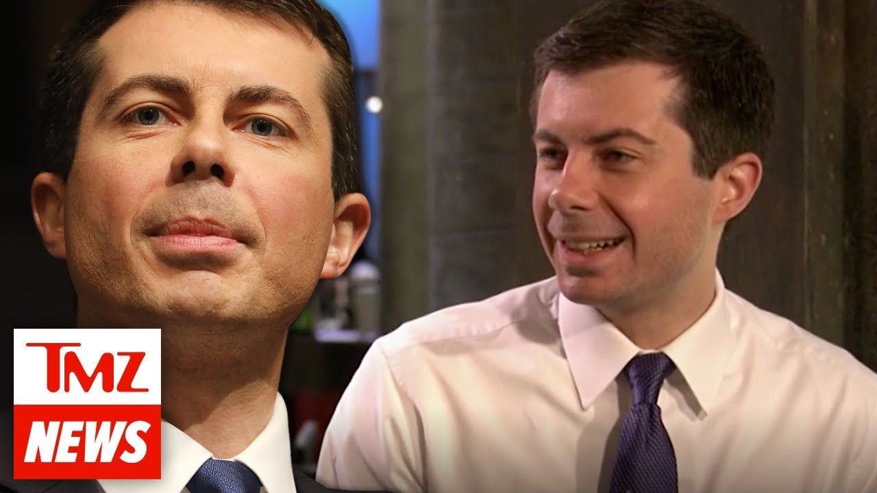 Mayor Pete Buttigieg Announces 2020 Presidential Run, Plays Guitar for TMZ | TMZ NEWSROOM TODAY 5