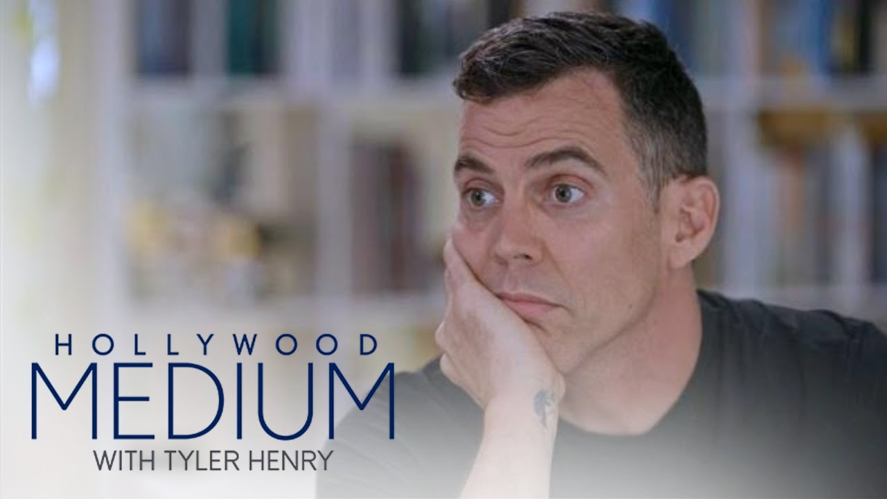 Steve-O Stills Suffers Over Trauma Late Mom Suffered | Hollywood Medium with Tyler Henry | E! 4