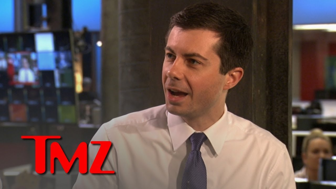 Mayor Pete Buttigieg Talks Kim K, President Trump, & More on TMZ Live (Full Interview) 2