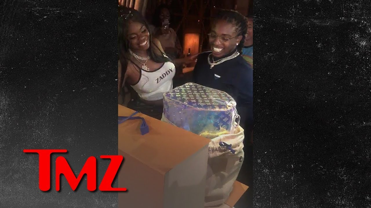 Jacquees Drops $40,000 on 'King of R&B' Themed Birthday Party | TMZ 5