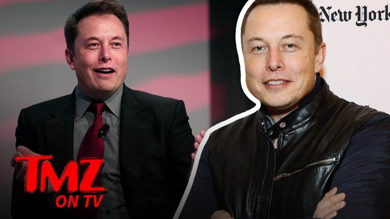 Elon Musk Drops SoundCloud Rap Song About Harambe | TMZ TV 5