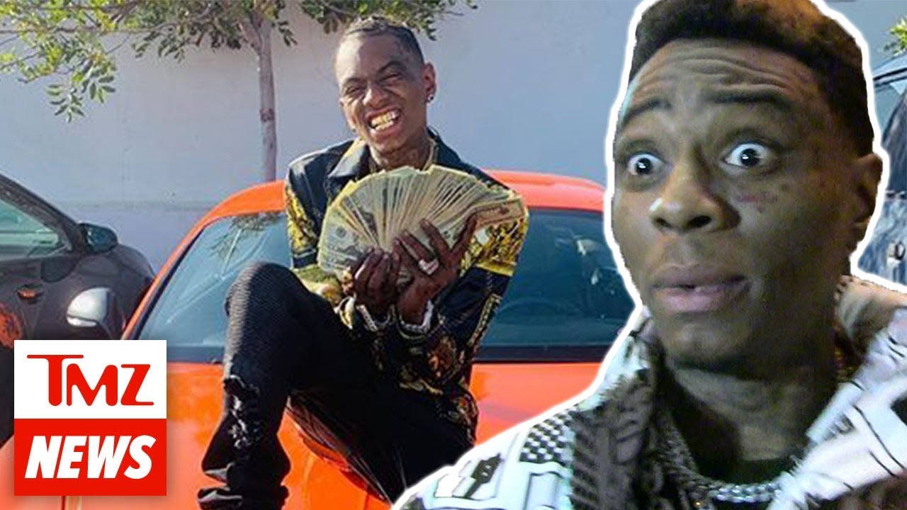 Soulja Boy's Home Burglarized While He's in Jail, Cash and Jewelry Stolen | TMZ NEWSROOM 5