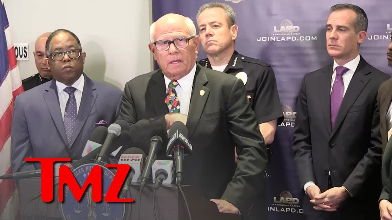 LAPD Police Commissioner Reads Nipsey Hussle Email Requesting Meeting With LAPD | TMZ 5
