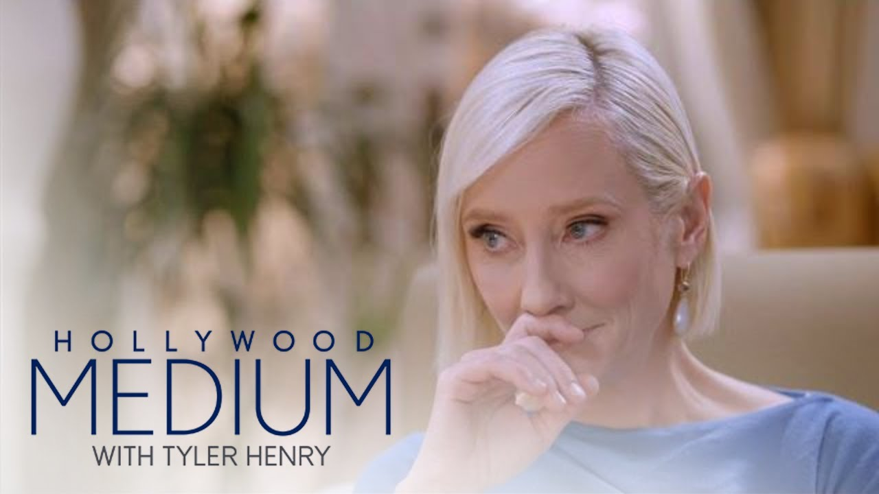 Anne Heche Needs a Break After Connecting to Late Brother | Hollywood Medium with Tyler Henry | E! 2