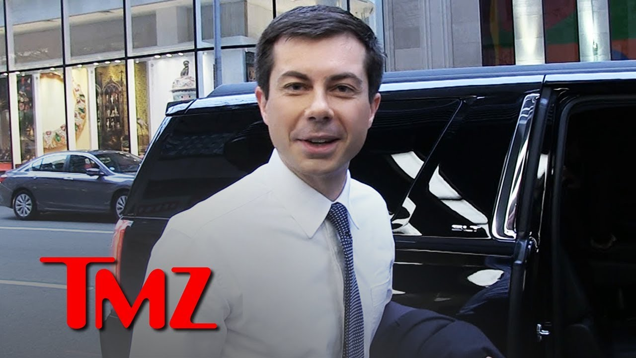 Pete Buttigieg Says He's Down with Phish Playing Potential Inauguration | TMZ 1