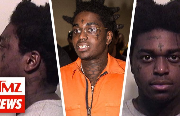 Kodak Black Arrested on Weapons and Drugs Charges, Mug Shot Released | TMZ NEWSROOM TODAY 1