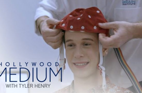 Dr. Drew Wants to Know What's Going on in Tyler Henry's Head | Hollywood Medium | E! 11