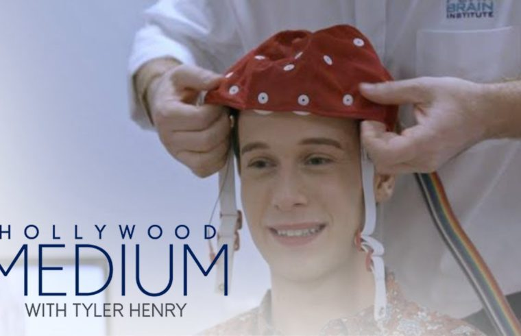 Dr. Drew Wants to Know What's Going on in Tyler Henry's Head | Hollywood Medium | E! 1