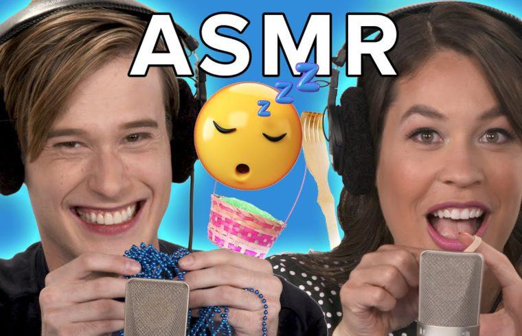Tyler Henry Takes ASMR to Another Level | Hollywood Medium | E! 1