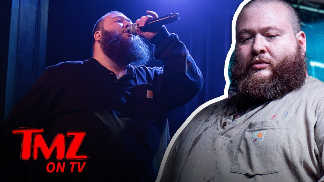 Action Bronson Stops Show Due To Being Blinded By Strobe Light | TMZ TV 5