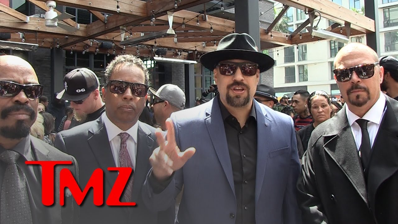 Cypress Hill Blown Away By Getting Hollywood Walk of Fame Star 5