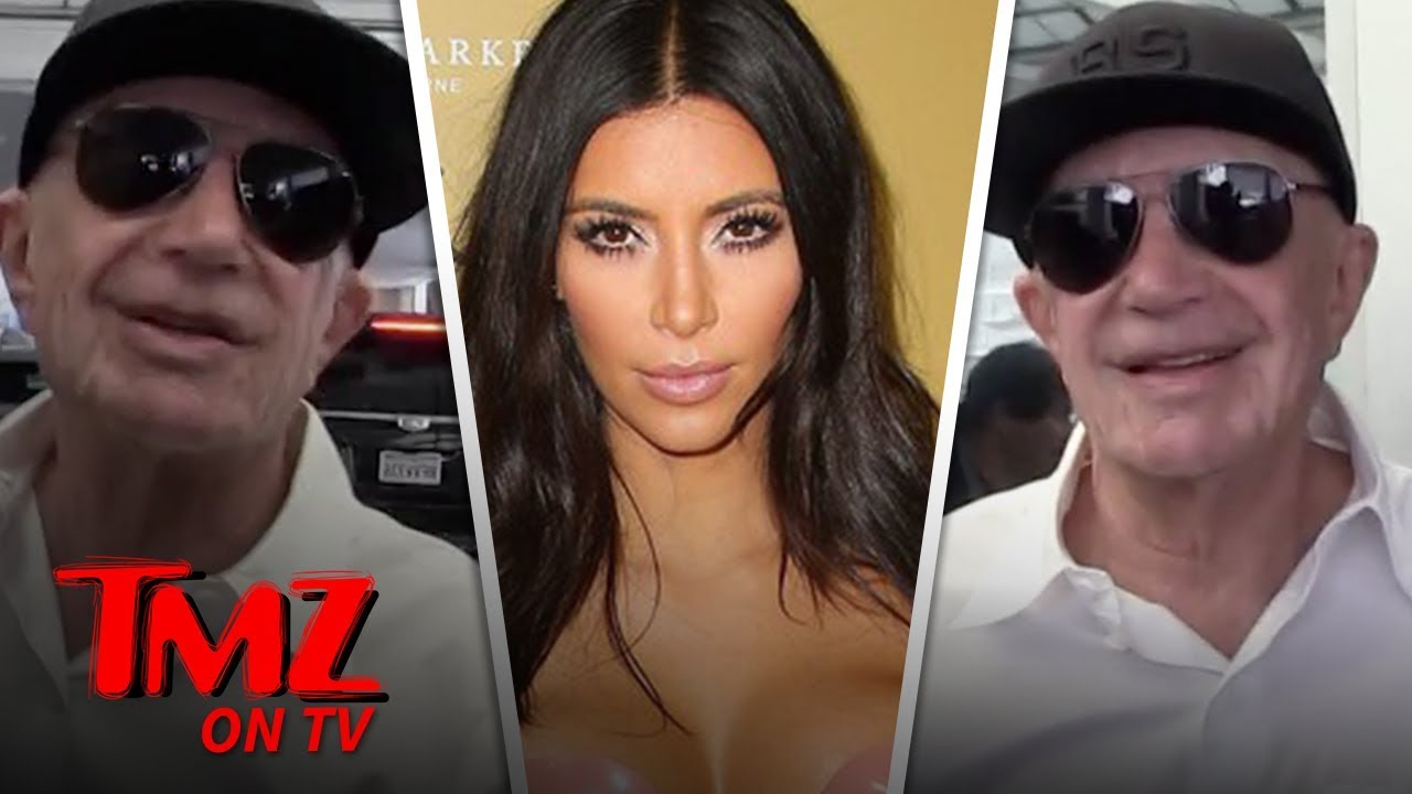 Famed Lawyer Says Kim Kardashian Can Join His Firm Once She's a Lawyer | TMZ TV 1