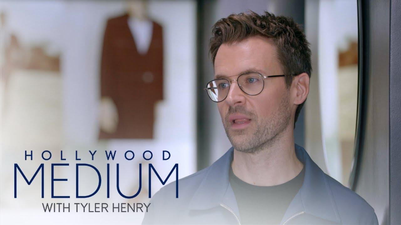 Brad Goreski Remembers Acceptance by His Late Grandmother | Hollywood Medium with Tyler Henry | E! 2