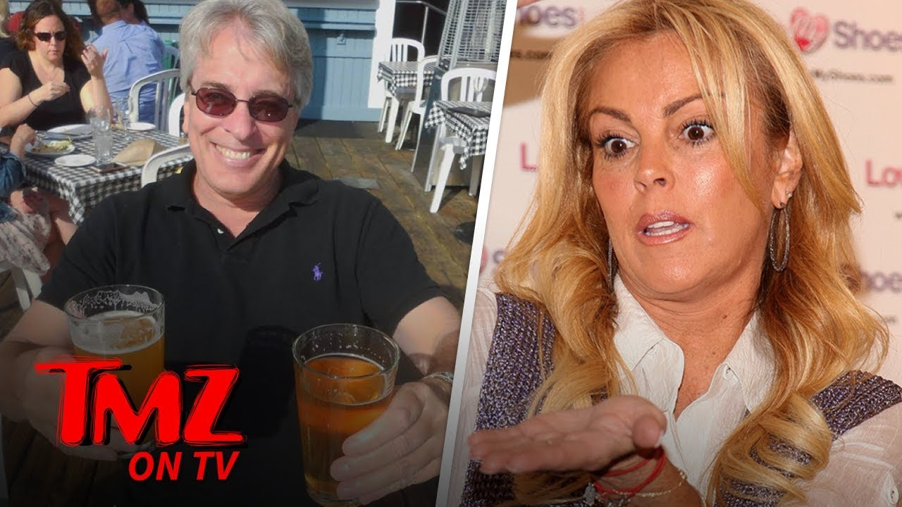 Dina Lohan Annoyed by Online Boyfriend Blabbing to the Media | TMZ TV 5