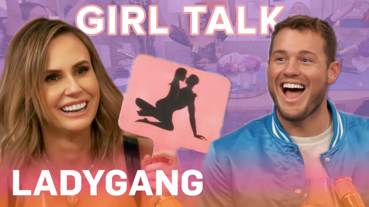 Hilarious Things All Girls Talk About | LadyGang | E! 4