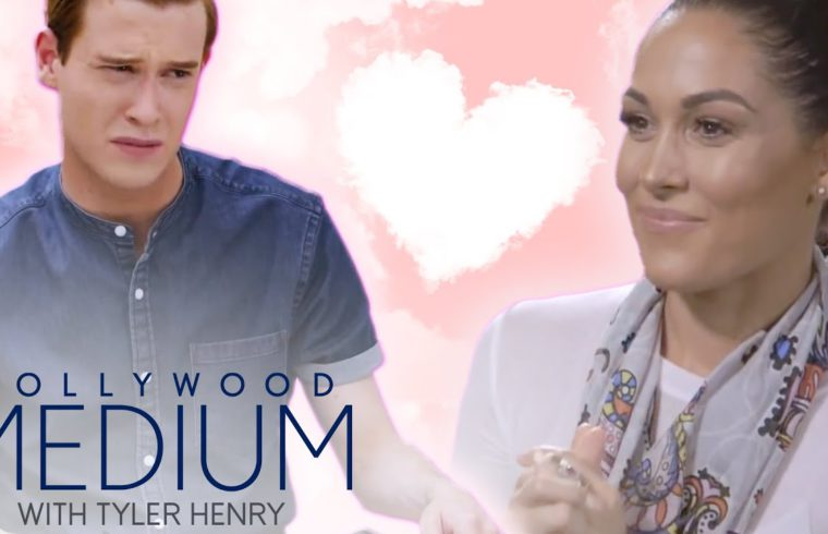 Tyler Henry Discovers Tragic Lost Love Stories | Hollywood Medium | E! 1
