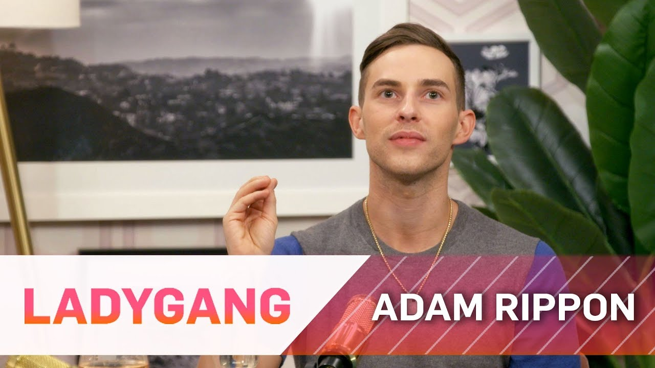"Adam Rippon Almost ""Diarrhea S--t"" Himself in the Car 