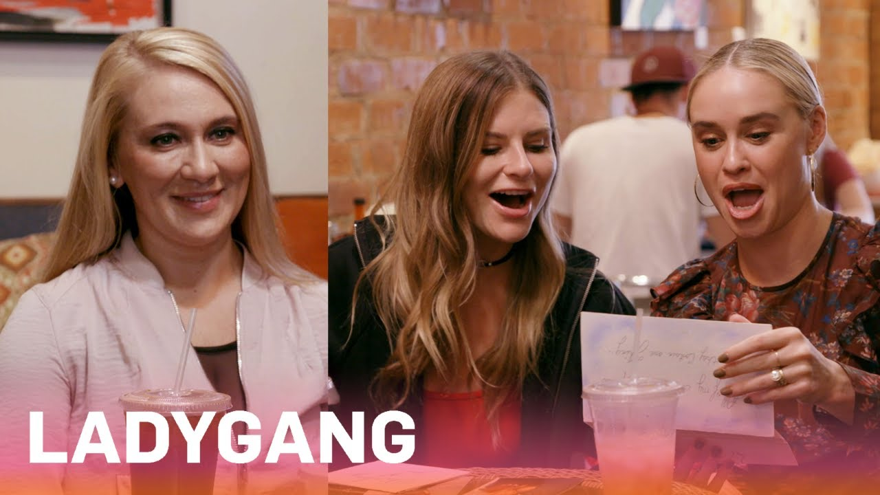 Woman Explains Why She Loves Dating Prison Convicts | LadyGang | E! 2