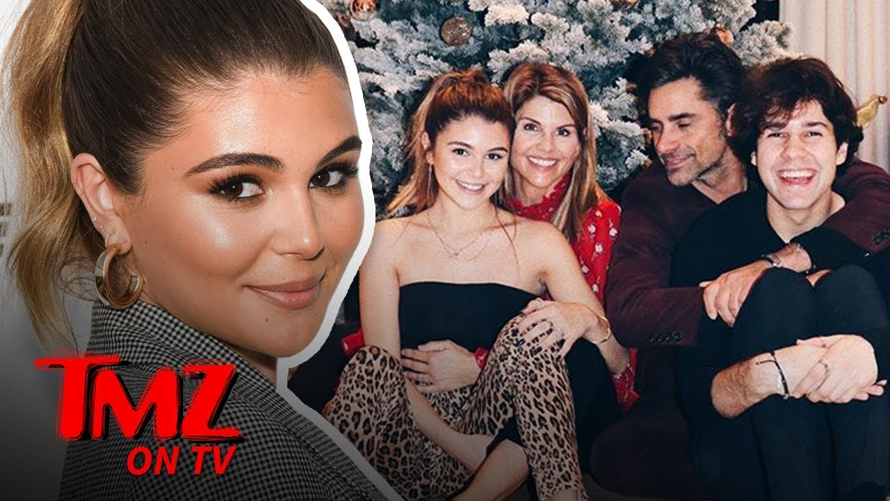Lori Loughlin's Daughter Olivia Jade Parties at YouTuber David Dobrik's House 5