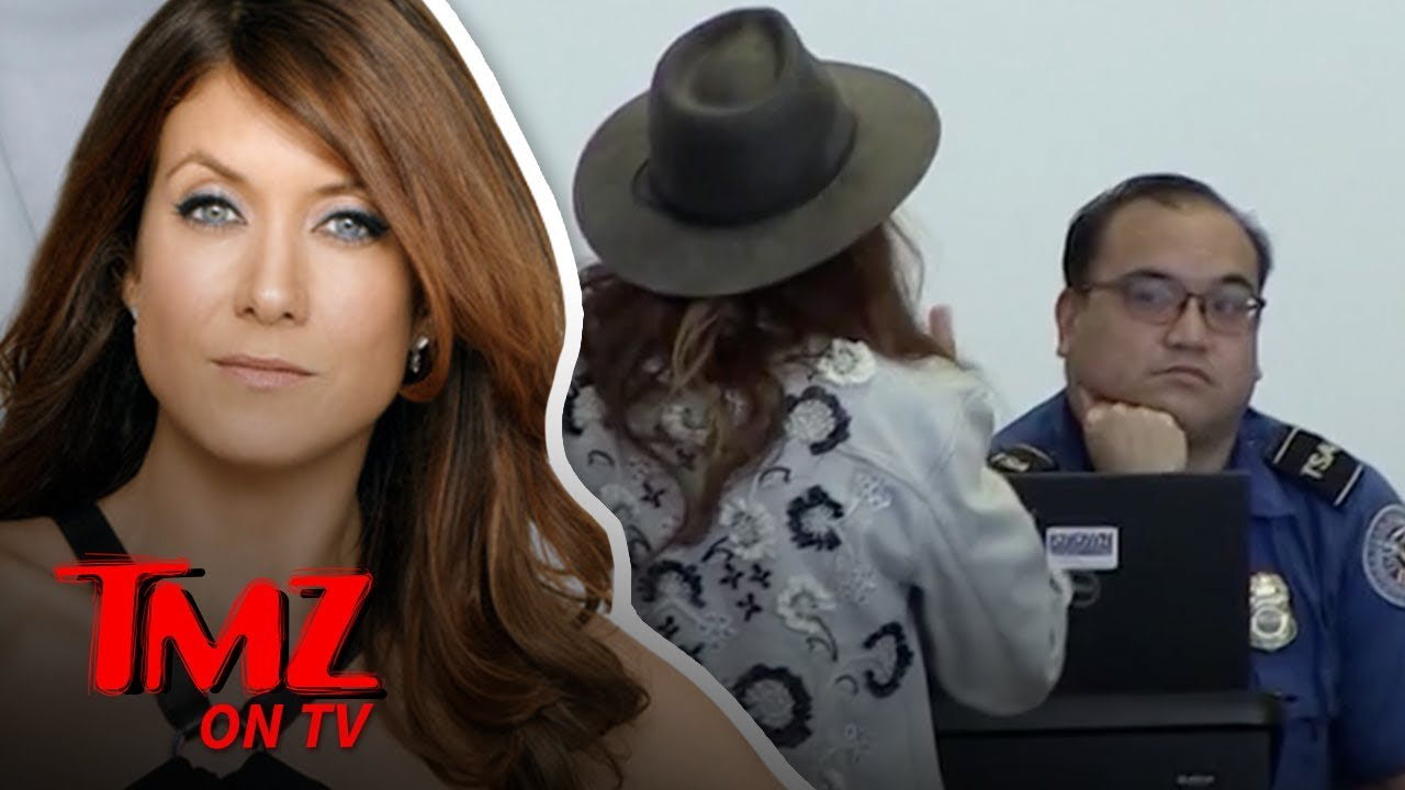 Kate Walsh Has Melt Down Over Bag She Left Behind on Flight | TMZ TV 3