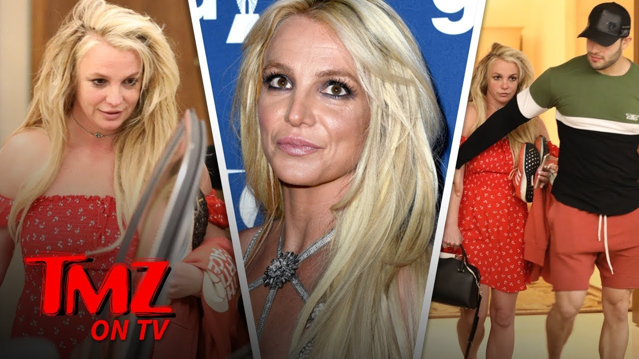 Britney Spears Gets Easter Day Pass From Mental Health Facility | TMZ TV 1