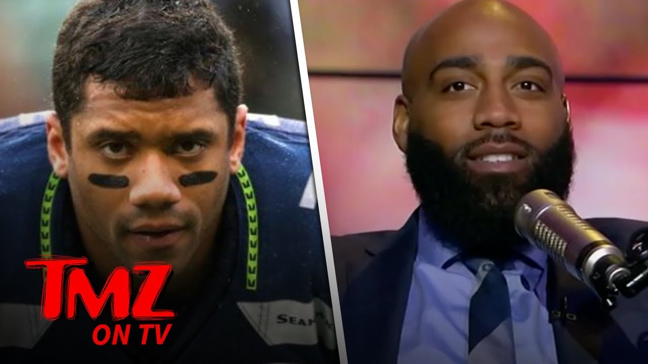 Russell Wilson to Seahawks Linemen, You Each Get $12k In Amazon! | TMZ TV 1