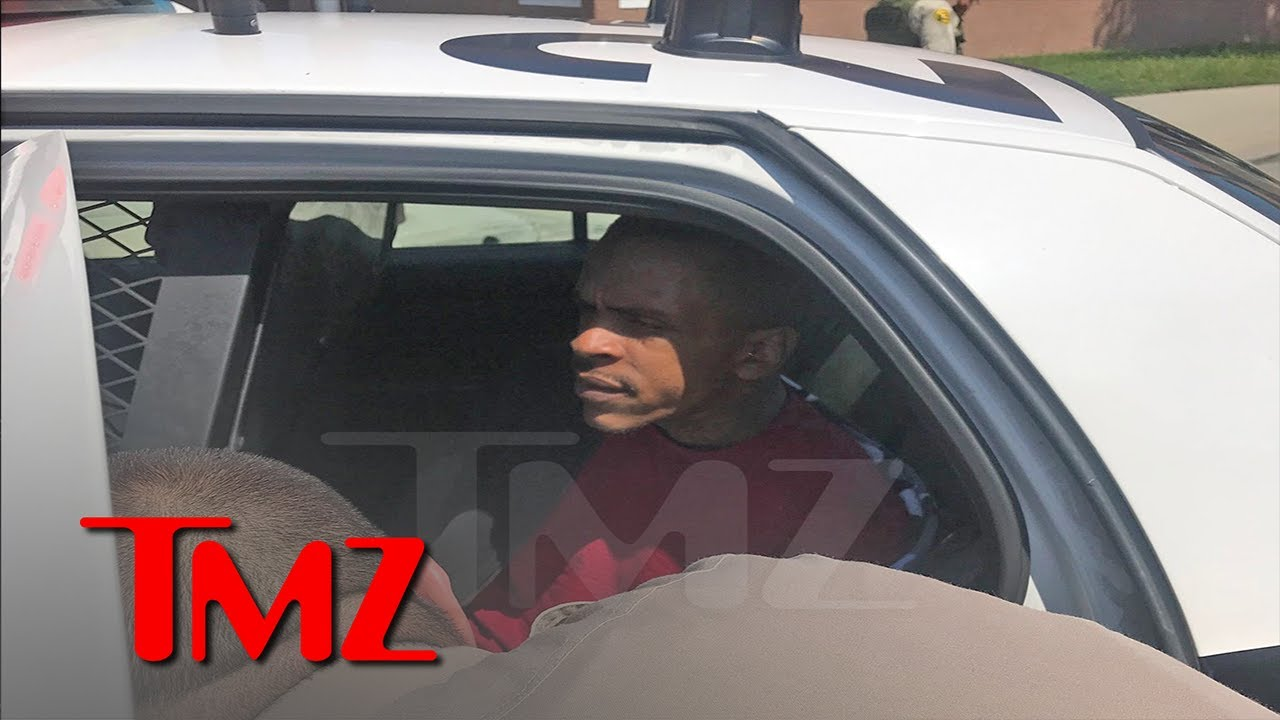 Nipsey Hussle Murder Suspect Eric Holder Captured | TMZ 2
