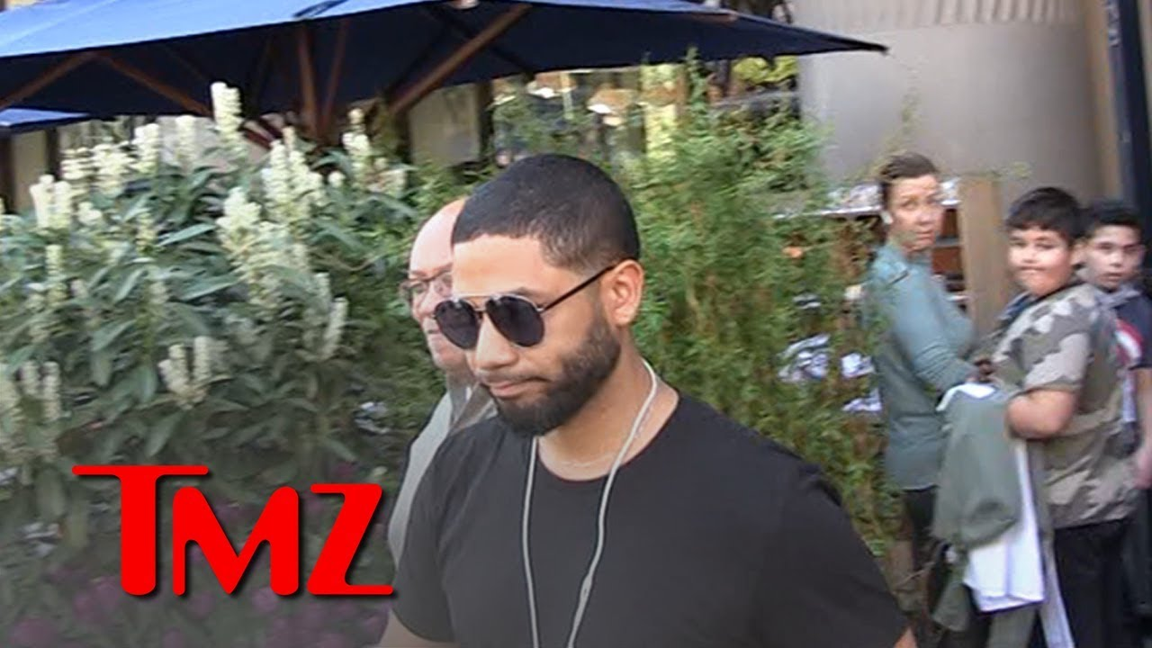Jussie Smollett Feeling 'Pride' Ahead of Potential 'Empire' Finale Airing | TMZ 2