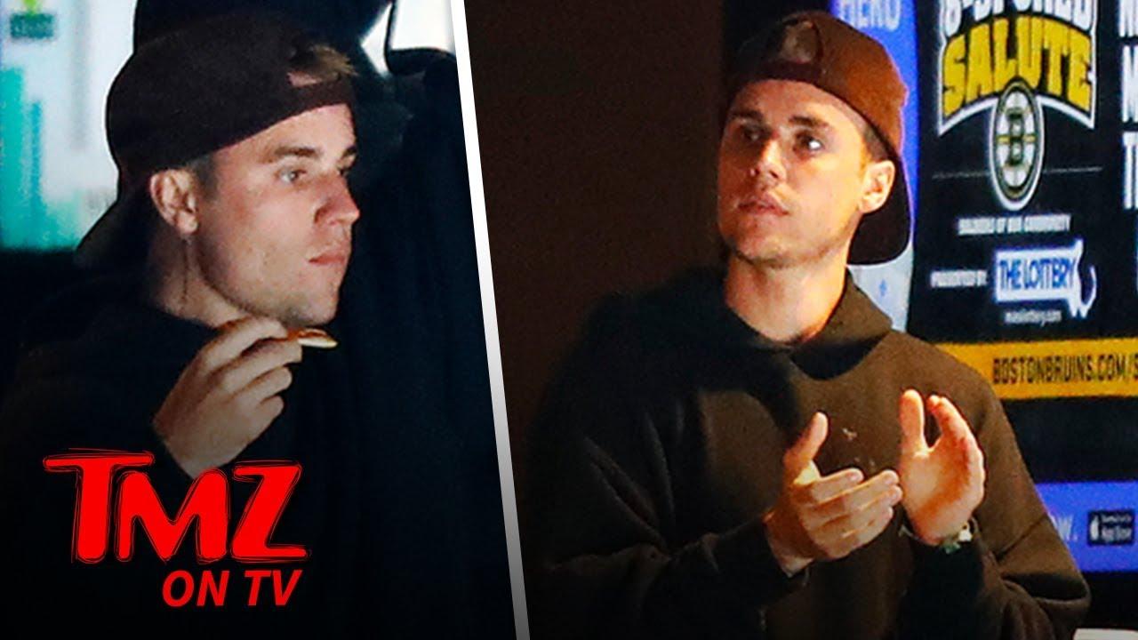 Hailey Baldwin Comforts Devastated Justin Bieber | TMZ TV 3