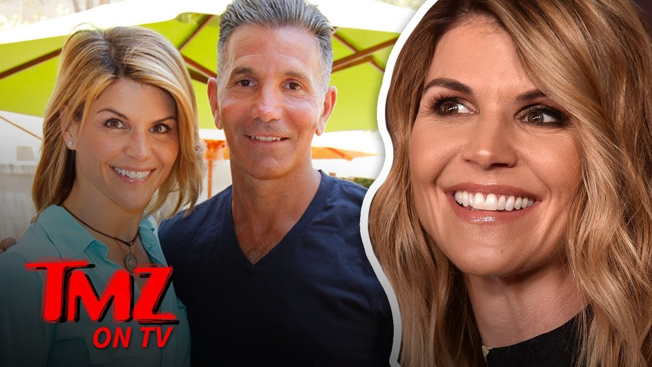 Lori Loughlin & Her Husband Say They Didn't Know About College Bribery Scandal | TMZ TV 2