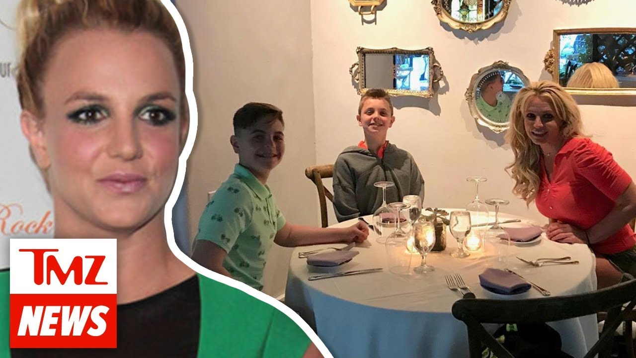 Britney Spears Reunites with Her Kids But Many Unresolved Mental Health Issues | TMZ NEWSROOM TODAY 3