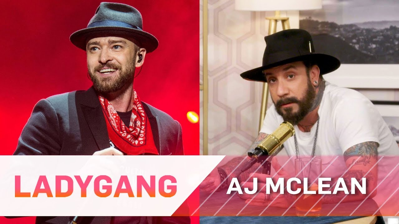 AJ McLean Wants Justin Timberlake to Consider BSB/NSYNC Reunion | LadyGang | E! 2