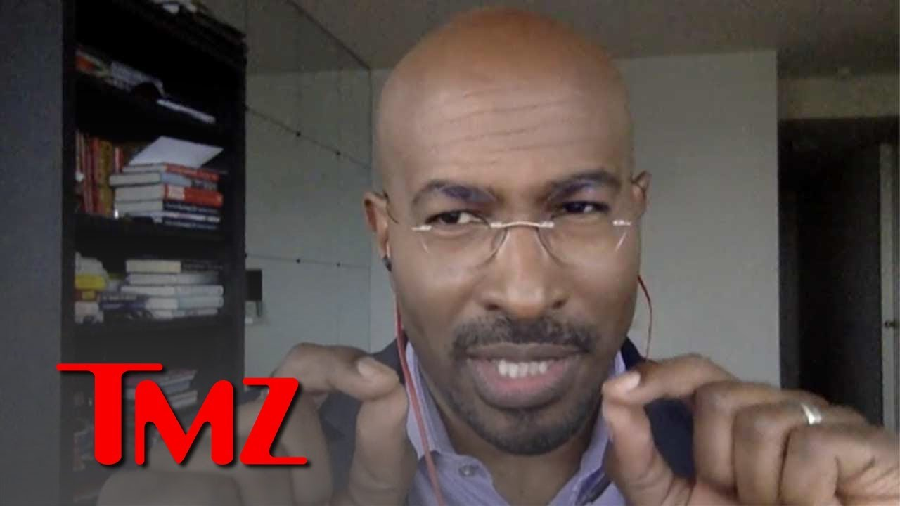 Van Jones Reveals Biggest Challenge of Producing 'Redemption Project' | TMZ 3