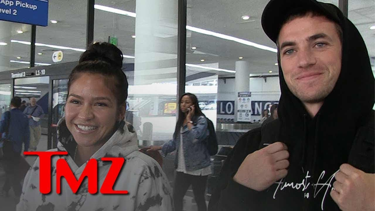 Cassie Says Bull Riding's Not for Her Despite Dating Pro Bull Rider | TMZ 1