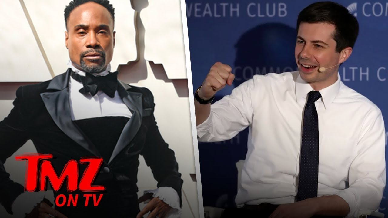 'Pose' Star Billy Porter Says Mayor Pete Needs To Up His Fashion | TMZ 4