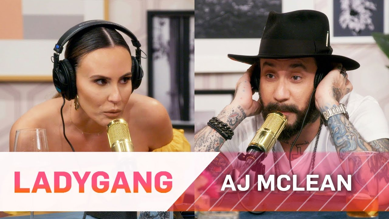 AJ McLean (Kind of) Tries ASMR | LadyGang | E! 5