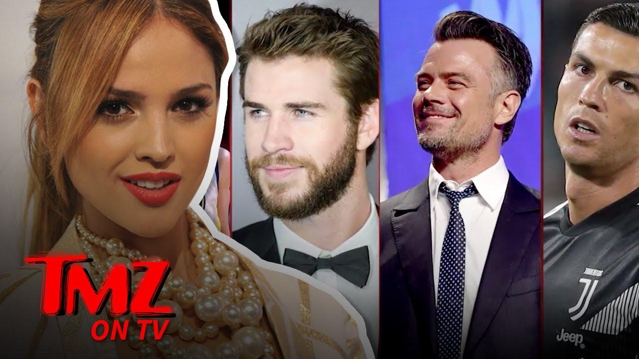 Eiza Gonzalez Is Dating Hollywood's Hottest Men | TMZ TV 5