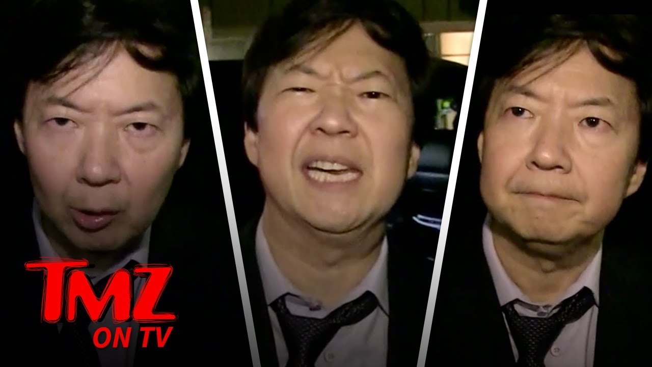 Drunken Ken Jeong Is Our Favorite Person Ever | TMZ TV 3