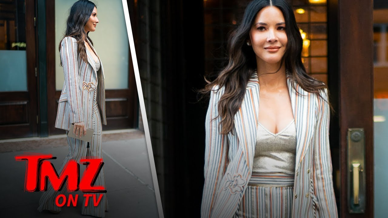 Olivia Munn Slams Fashion Bloggers For 'Ugly Behaviors' | TMZ TV 1