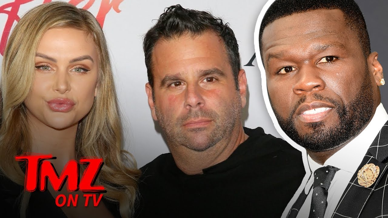 50 Cent At War With Lala Kent's Fiance | TMZ TV 4