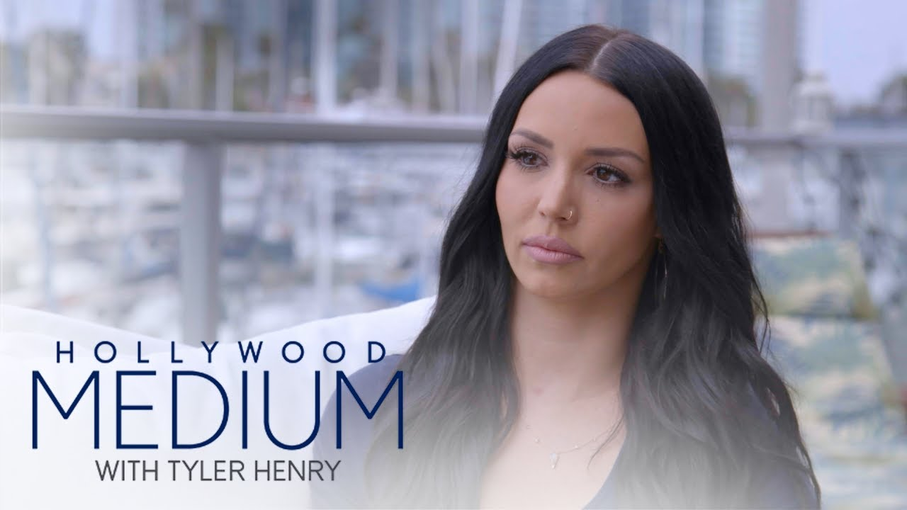 Scheana Shay Hopes to Connect With a Certain Someone | Hollywood Medium with Tyler Henry | E! 3