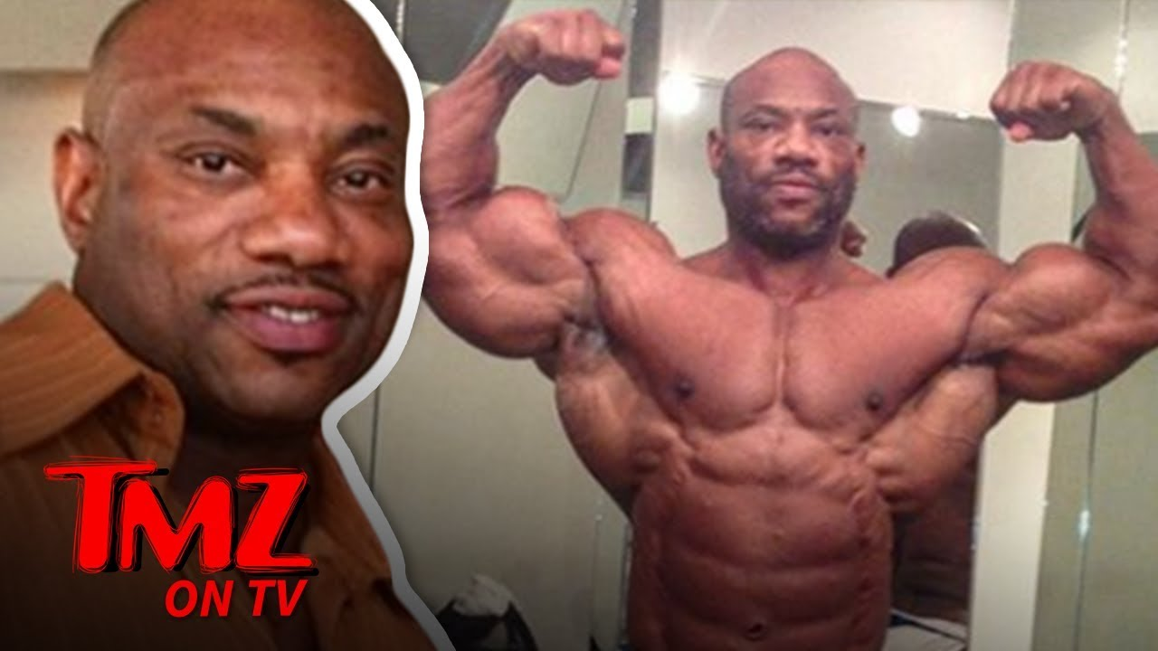 Famous Bodybuilder Tells Us His Guilty Cheat Meal | TMZ TV 4