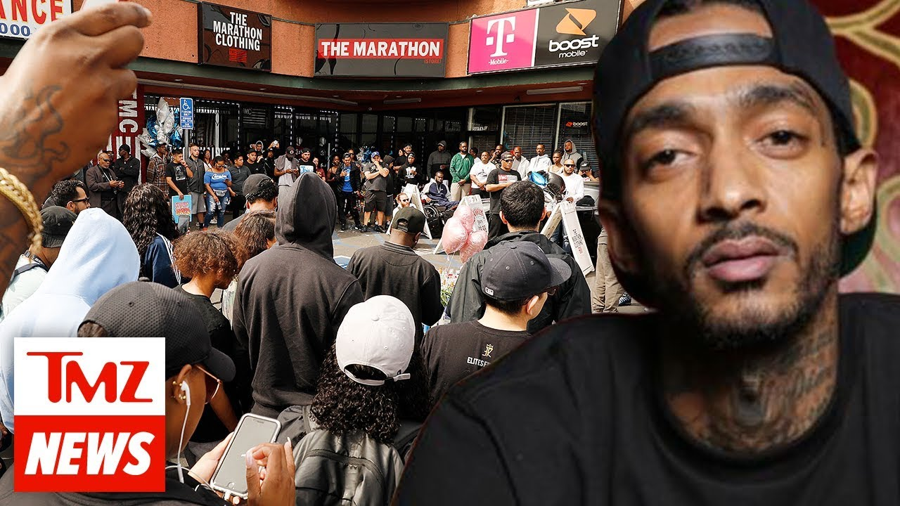 Nipsey Hussle's Family On the Hunt for Venue to Accommodate Massive Crowd | TMZ NEWSROOM TODAY 1