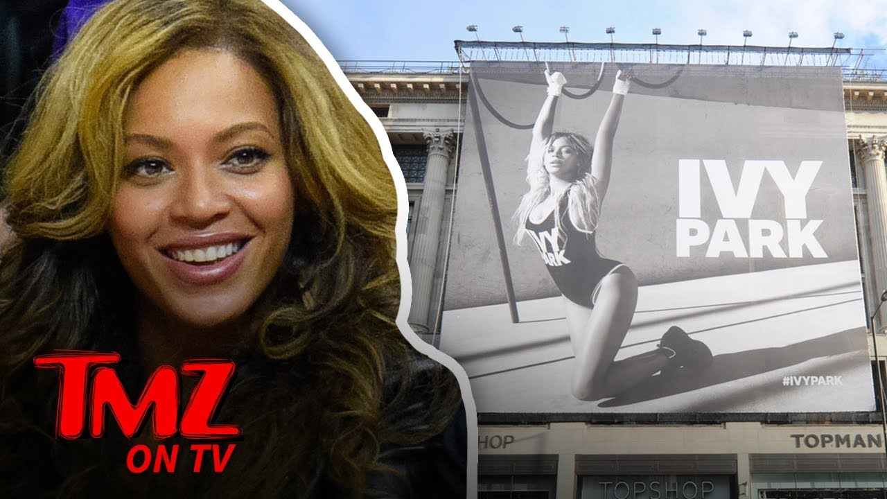 Beyonce Signs Adidas Partnership Deal to Launch Sneakers and Apparel | TMZ TV 2