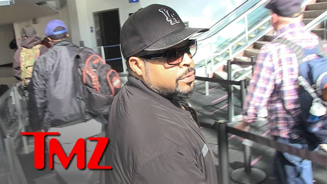 Ice Cube Says Let's Honor Nipsey Hussle Every Possible Way | TMZ 5