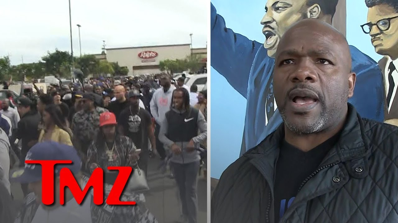 Nipsey Hussle's Murder Prompts L.A. Gangs Peace Rally | TMZ 3