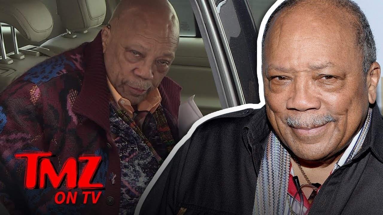 Quincy Jones Is The Sudoku Master | TMZ TV 2