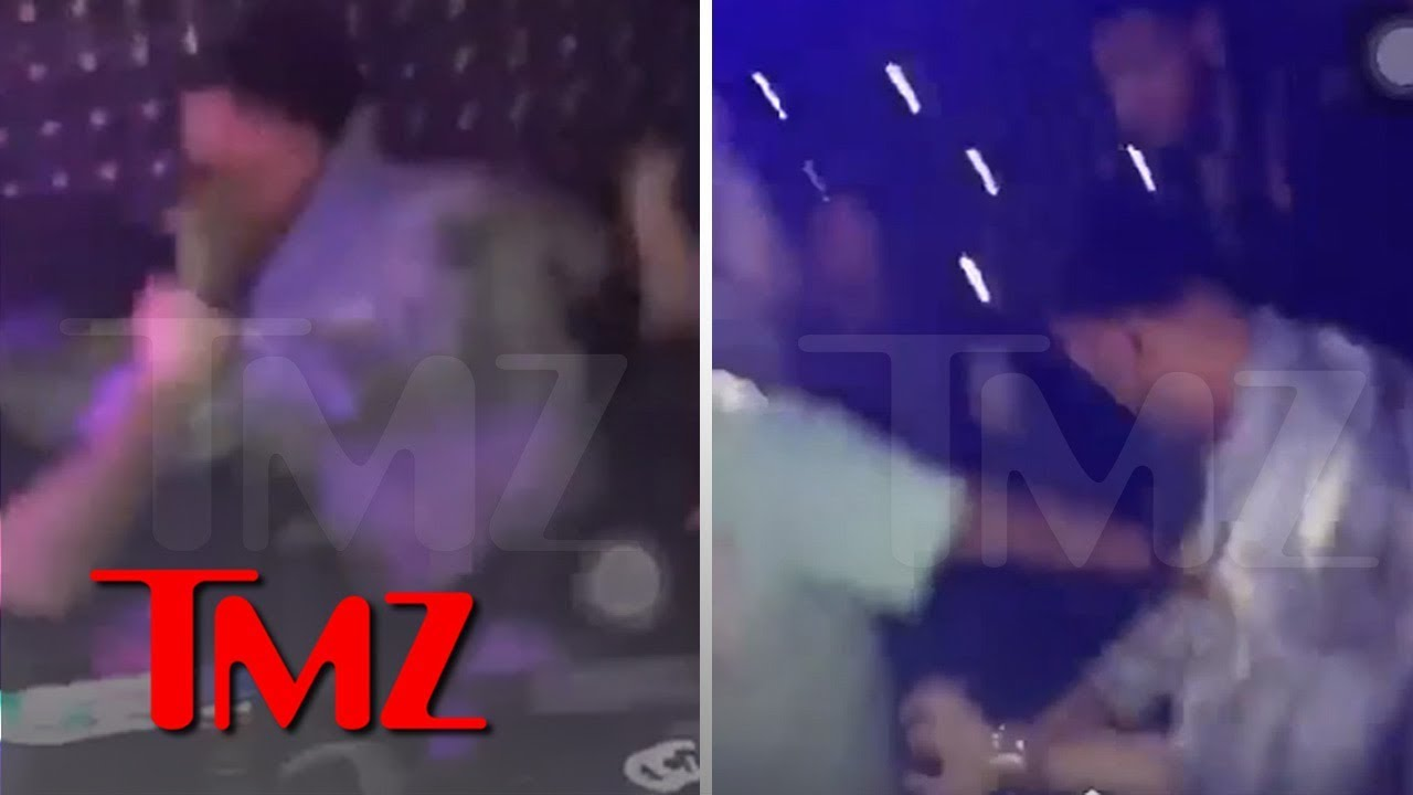 Slim Jxmmi Fights a DJ Who Wouldn't Play His Requested Song 1