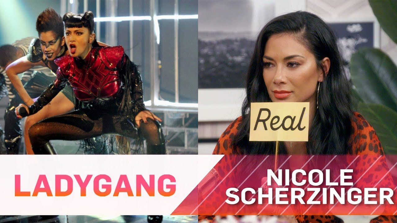 "Nicole Scherzinger Split Her Pants During the ""X Factor"" Finale?! 