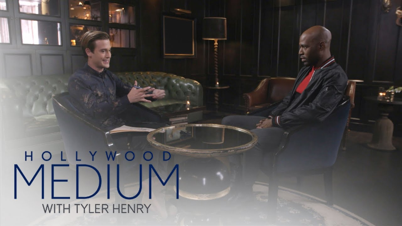 Karamo Brown Comes to Fun Realization About Late Grandmother | Hollywood Medium | E! 3